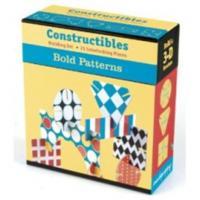 Mudpuppy Bold Patterns Contructibles Building