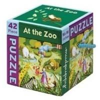 Mudpuppy At the Zoo 42 pc. Puzzle