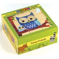 Mudpuppy Forest Friends Block Puzzles