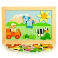 Sevi Magnet Jungle Puzzle