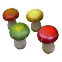 Streamline Toad Stools (set of 2)