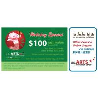 La JaJa Exclusive Coupon ~ U S Art Education