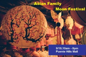 Asian Family Moon Fest
