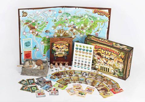 adventurer kit