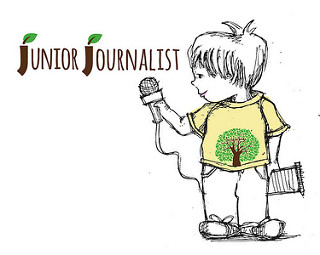 junior journalist logo