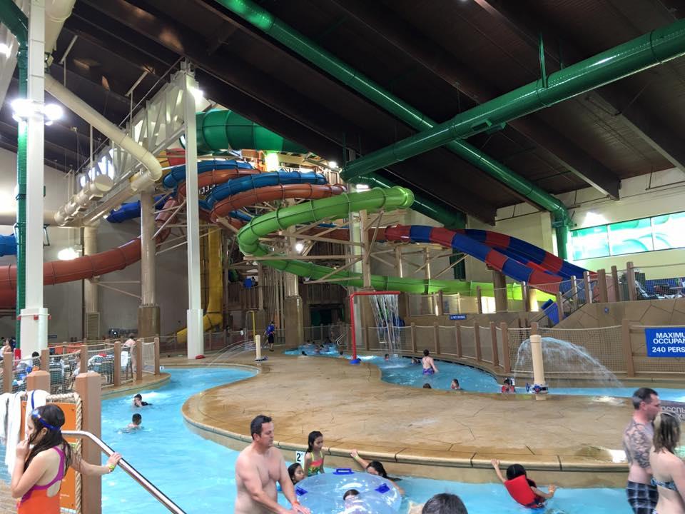 North America S Largest Family Indoor Water Park La Jaja