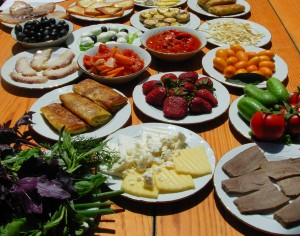 Azerbaijan_Light_snack