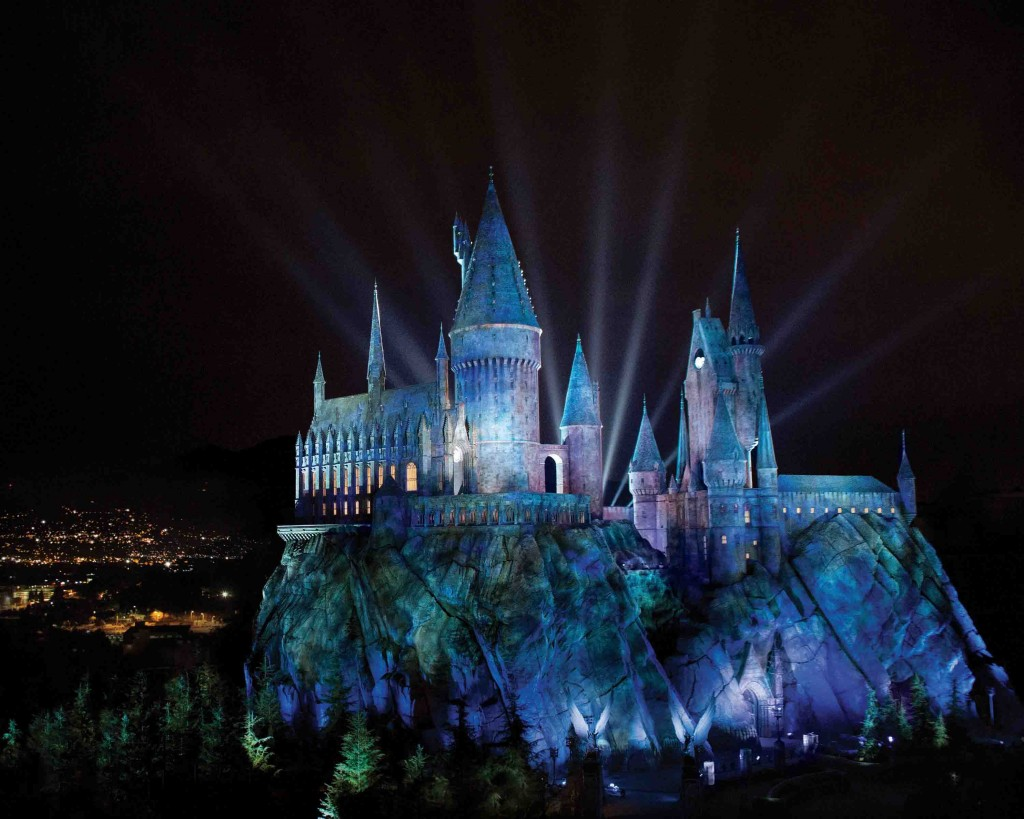 """The Wizarding World of Harry Potter"" at Universal Studios Hollywood opens April 7, 2016"
