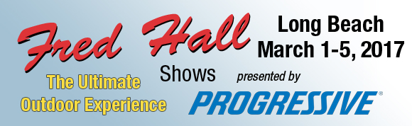 fred hall show logo