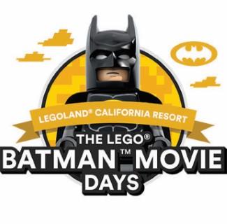 LEGOLAND Batman Movie Day