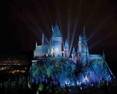 harry potter lights