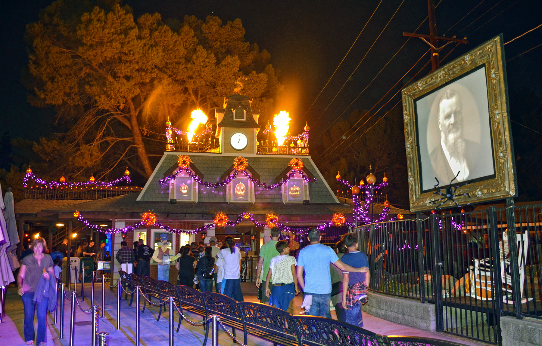 upcoming events | halloween ghost train in griffith park | la jaja