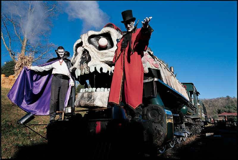 Upcoming Events | Halloween Ghost Train In Griffith Park ...
