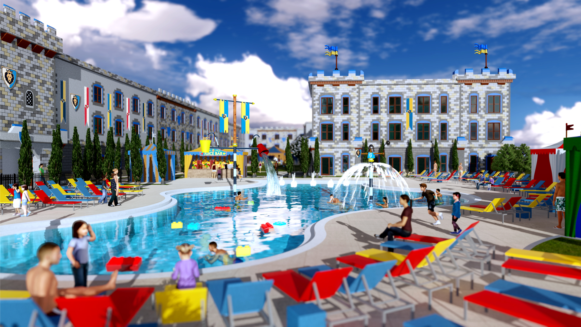 Legoland New Castle Hotel Opening Soon Enter Contest To