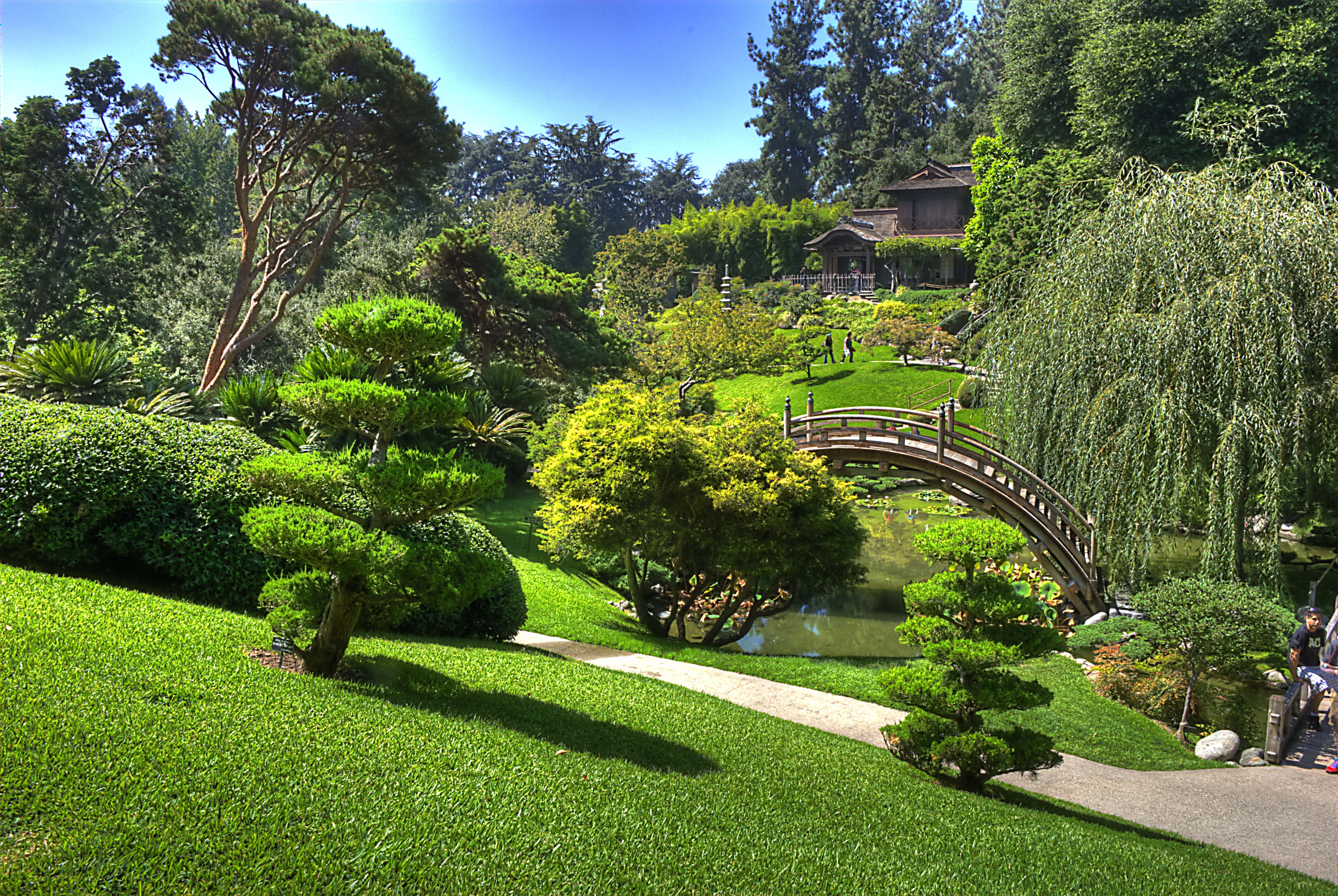 Huntington library japanese garden gardens design ideas for The huntington