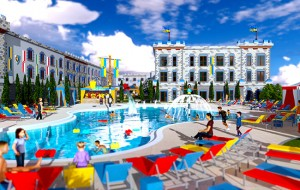 Legoland-Castle-Hotel-Pool
